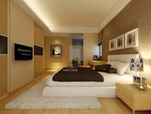 Top 10 mẹo thiết kế phòng ngủ nhỏ để rộng hơn